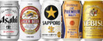 Differences and characteristics of Japanese beer