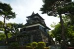 Maruoka Castle, the only existing castle tower in Hokuriku