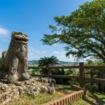 The oldest existing Shisa in Okinawa