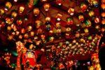 Nagasaki Lantern Festival, one of Nagasaki's biggest winter festivals