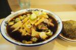 Local Ramen in Toyama: Toyama Black
