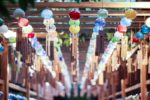 """Kawagoe's summer tradition """"Wind bell of Marriage"""""""