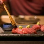 Why is Wasabi used for Sushi?
